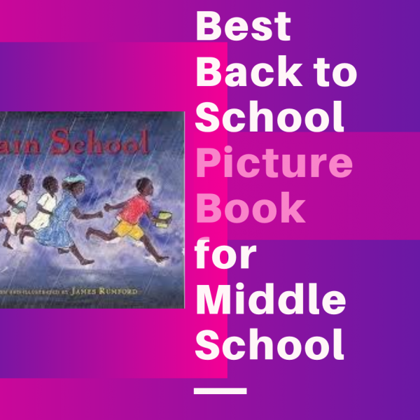 middle school picture books