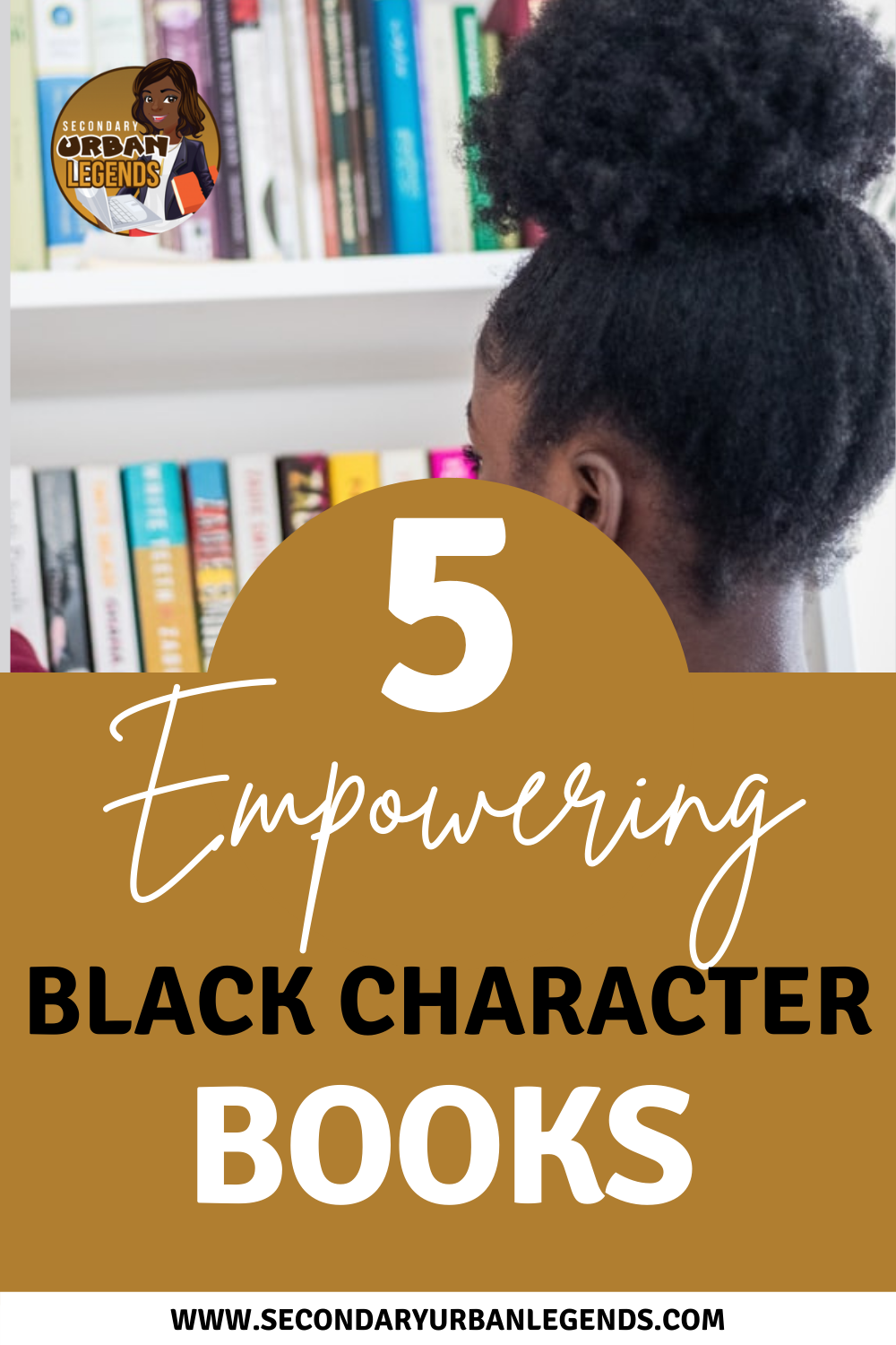 5 Empowering Black Character Books