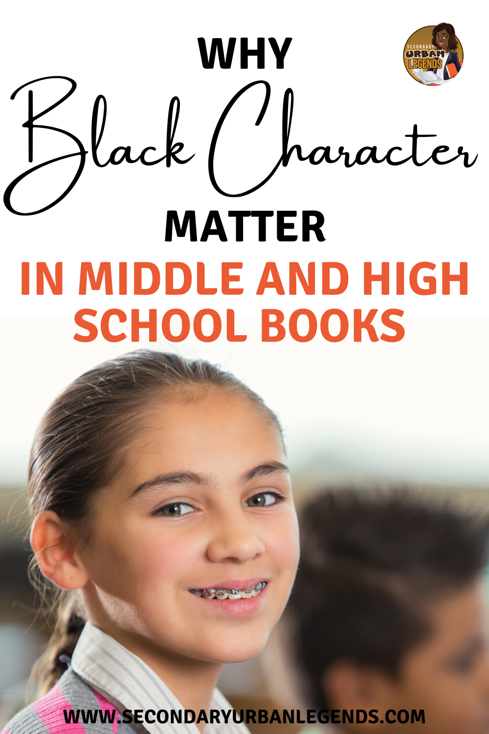 Why Black Character Matter in Middle and High School Book