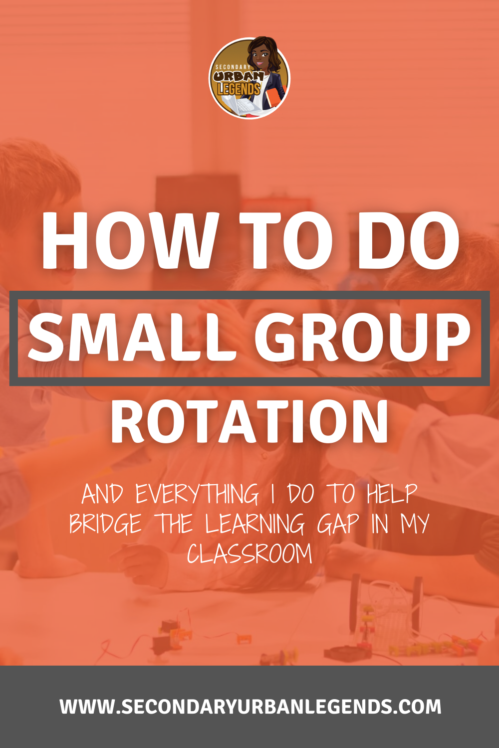 How To Do Small Group Rotation