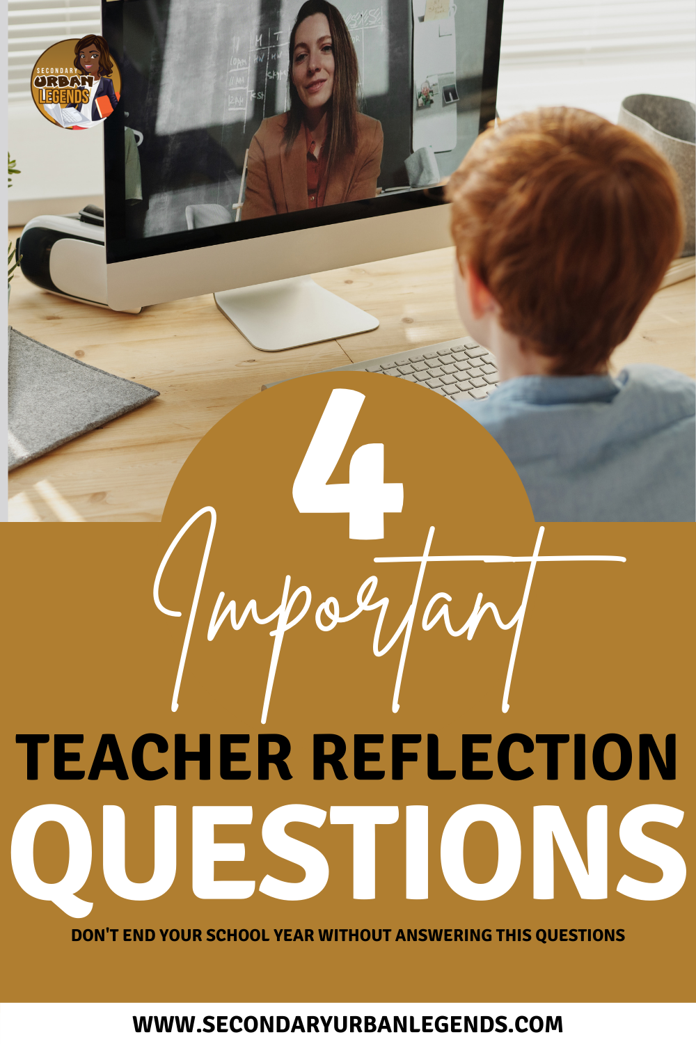 reflection questions to ask yourself at the end of every school year to ensure you have a better new year